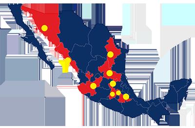 Mapa-colegios-Mexico Que es Delmar
