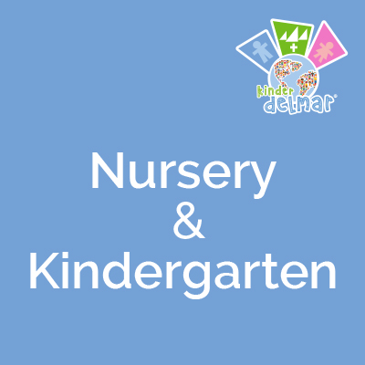 nursery Lista de libros Delmar School
